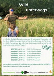 die naturbegleiter*: Mit der Jägerin im Wald - Den Wildschweinen auf der Spur!